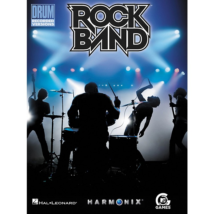 Hal Leonard Rock Band Drum Songbook