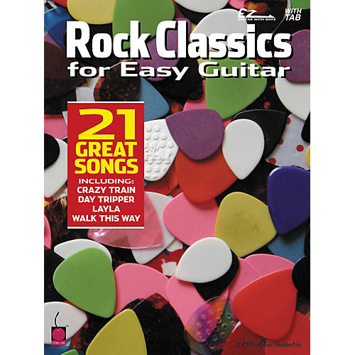 Cherry Lane Rock Classics Easy Guitar Tab Songbook-thumbnail