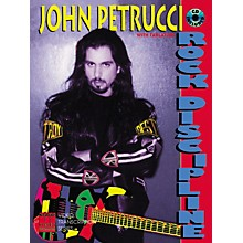 Alfred Rock Discipline by John Petrucci Book/CD