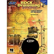 Musicians Institute Rock Drumming Workbook Musicians Institute Press Series Softcover with CD Written by Ed Roscetti