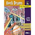 Alfred Rock Drums for Beginners Volumes 1 & 2 Book with DVD  Thumbnail
