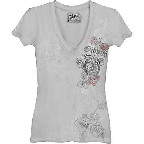 Gibson Rock Goddess Juniors T-Shirt