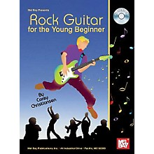 Mel Bay Rock Guitar For The Young Beginner Book and CD
