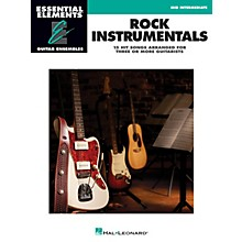 Hal Leonard Rock Instrumentals Essential Elements Guitar Series Softcover Performed by Various