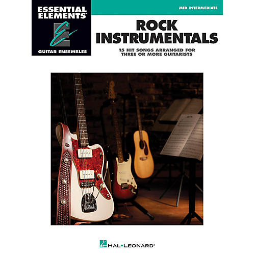 Hal Leonard Rock Instrumentals Essential Elements Guitar Series Softcover Performed by Various-thumbnail