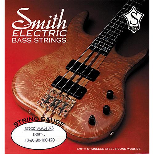 ken smith rock masters 5 string light bass strings musician 39 s friend. Black Bedroom Furniture Sets. Home Design Ideas