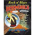 Music Sales Rock N' Blues Harmonica (Book/CD)