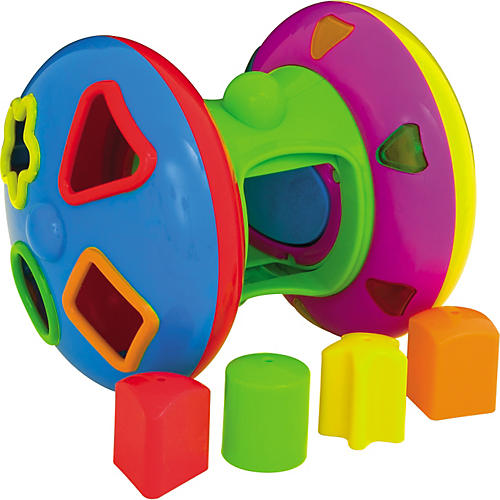 Iplay Rock N Roll Shape Sorter