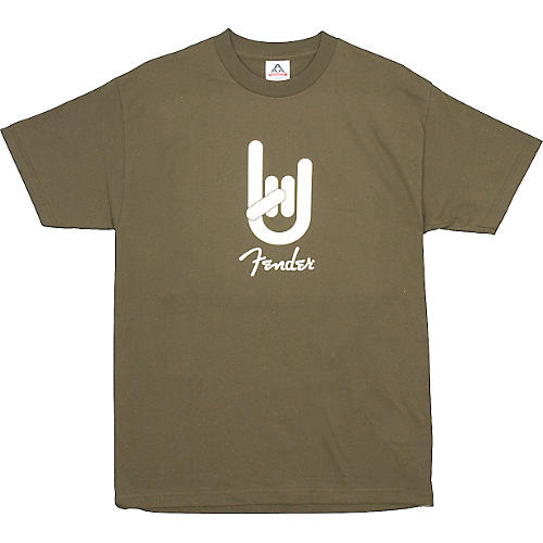 Fender Rock On T-Shirt-thumbnail