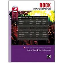 Alfred Rock Philharmonic Violin Book & CD