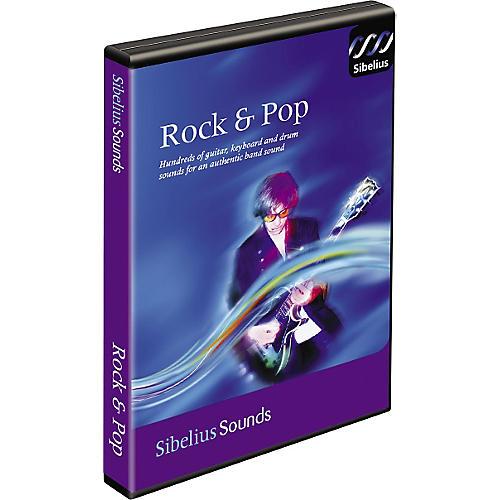 Sibelius Rock & Pop Sound Library for Sibelius 5-thumbnail