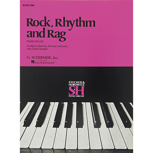 Music Sales Rock Rhythm And Rag Book 1 Piano Solos By Stecher
