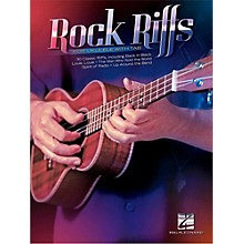 Hal Leonard Rock Riffs For Ukulele (with Tab)