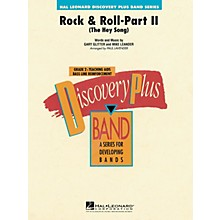 Hal Leonard Rock & Roll - Part II (The Hey Song) - Discovery Plus Concert Band Series Level 2 arranged by Paul Lavender