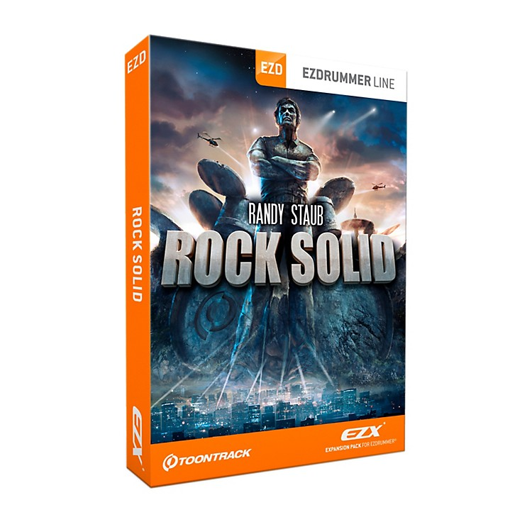 ToontrackRock Solid EZX Software Download
