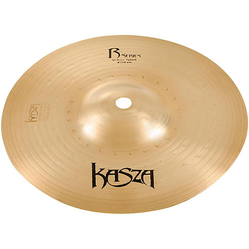 Kasza Cymbals Rock Splash Cymbal-thumbnail