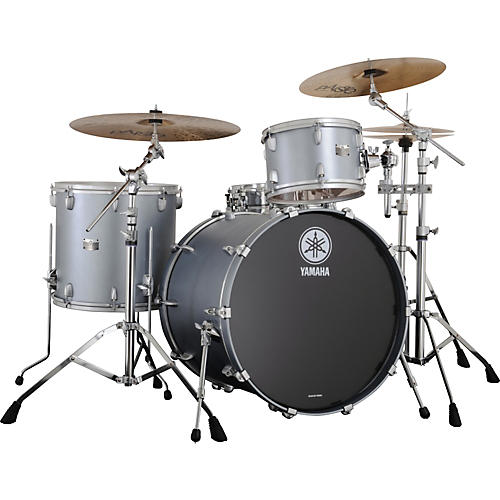 Yamaha Rock Tour 4-Piece Shell Pack w/ Matte Finish