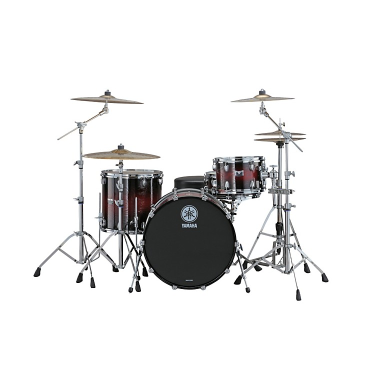 Yamaha Rock Tour 4-Piece Shell Pack with Matching Snare