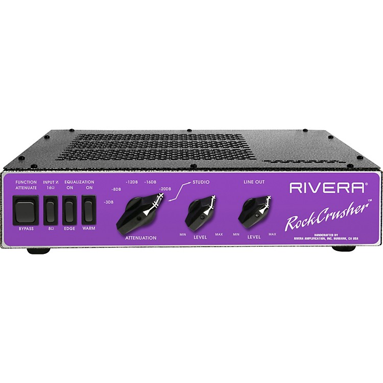 rivera rockcrusher power attenuator musician 39 s friend. Black Bedroom Furniture Sets. Home Design Ideas