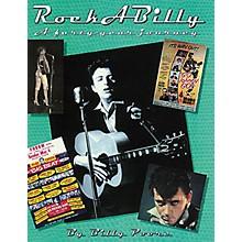 Hal Leonard Rockabilly: A Forty-Year Journey Book