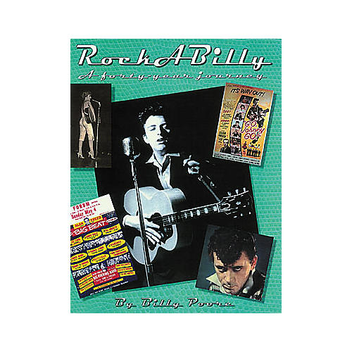 Hal Leonard Rockabilly: A Forty-Year Journey Book-thumbnail