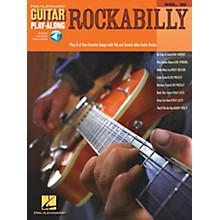 Hal Leonard Rockabilly Guitar Play-Along Series Volume 20 Book with CD