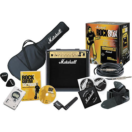 Marshall Rockbox Guitar Amp Package