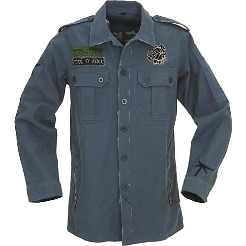 Dragonfly Clothing Company Rocker Army Men's Jacket
