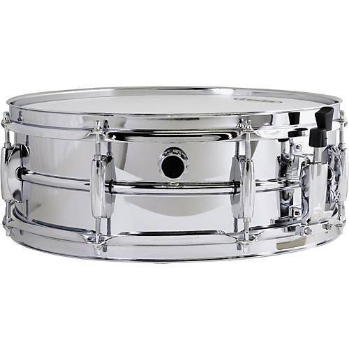 Ludwig Rocker Steel Shell Snare Drum-thumbnail