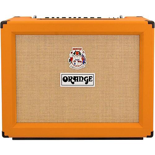 orange amplifiers rockerverb 50 mkiii 50w 2x12 tube guitar combo amp orange musician 39 s friend. Black Bedroom Furniture Sets. Home Design Ideas