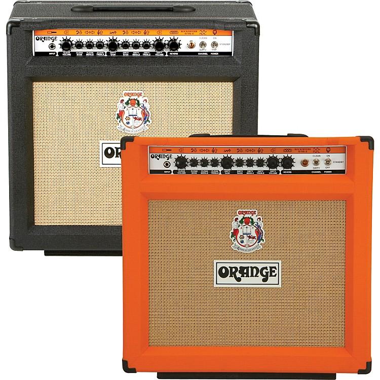 Orange AmplifiersRockerverb 50C MK II 50W 1x12 Tube Guitar Combo AmpBlack