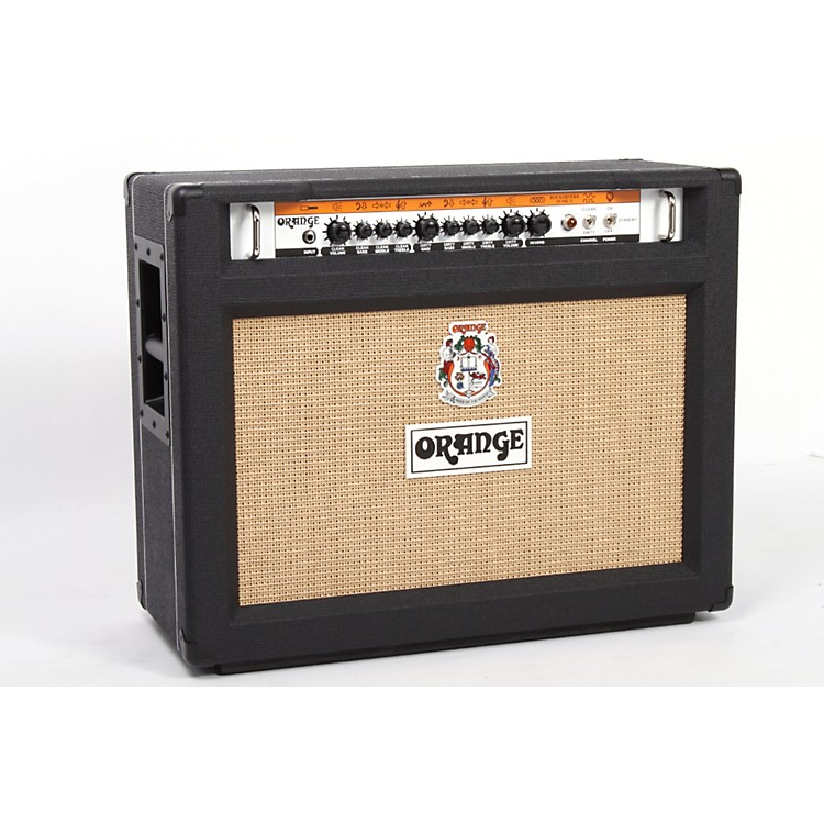 Orange AmplifiersRockerverb RK50C MKII 50W 2x12 Tube Guitar Combo AmpBlack