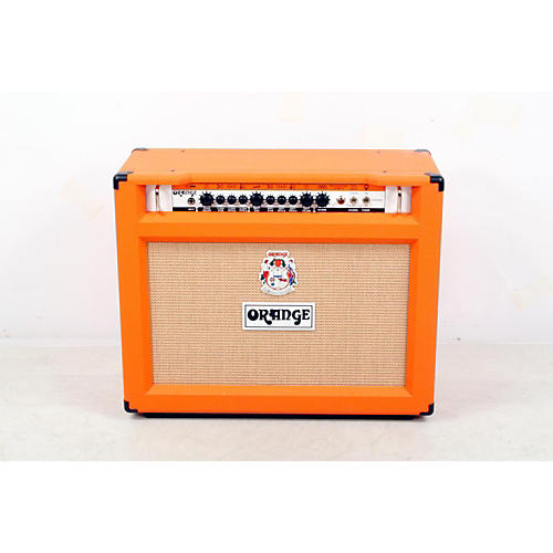 Orange Amplifiers Rockerverb RK50C MKII 50W 2x12 Tube Guitar Combo Amp Orange 888365368603