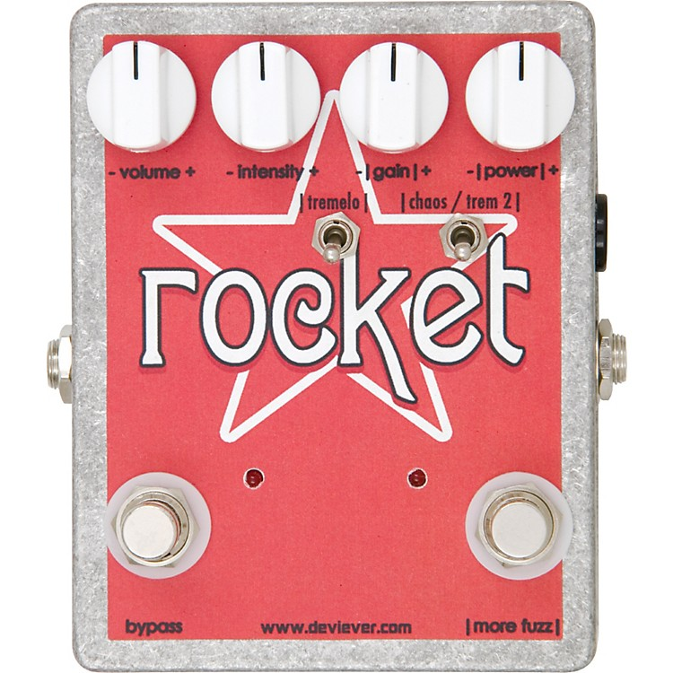 Devi Ever Rocket Guitar Effects Pedal