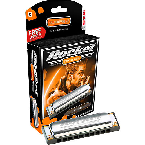 Hohner Rocket Harmonica-thumbnail
