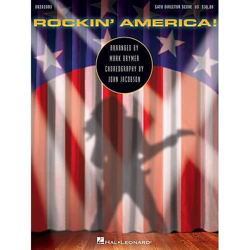 Hal Leonard Rockin' America! (Choral Medley) DIR-KIT Arranged by Mark Brymer-thumbnail