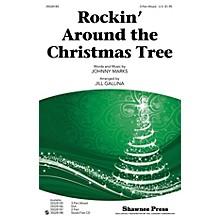 Shawnee Press Rockin' Around the Christmas Tree Studiotrax CD Arranged by Jill Gallina