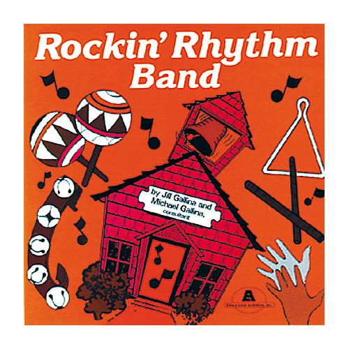 Educational Activities Rockin' Rhythm Band Cassette