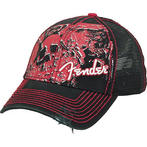 Fender Rockin' Trucker Hat-thumbnail