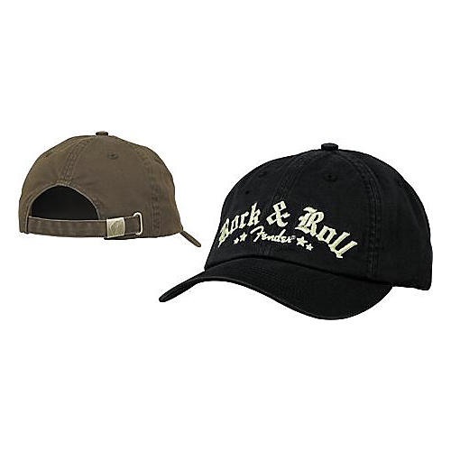 Fender Rock'n'Roll Adjustable Hat-thumbnail