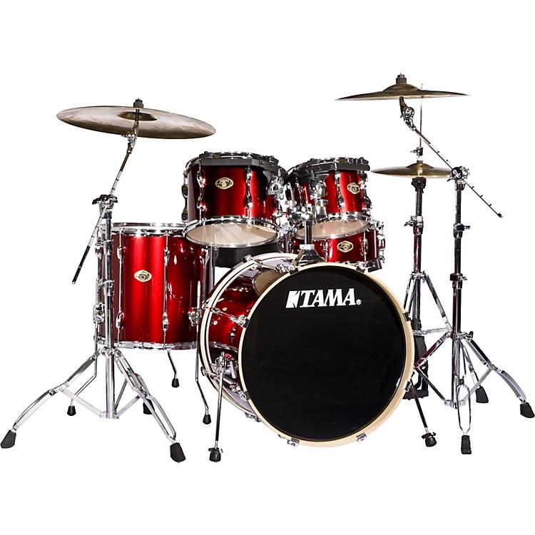 TamaRockstar 5-piece Drum Set with Meinl Cymbals