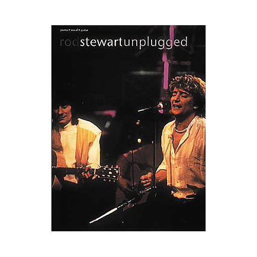 Hal Leonard Rod Stewart - Unplugged And Seated Songbook