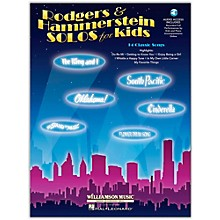 Hal Leonard Rodgers & Hammerstein Solos for Kids (Book/Online Audio)