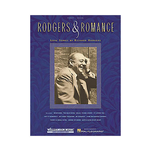 Hal Leonard Rodgers & Romance Piano, Vocal, Guitar Songbook-thumbnail