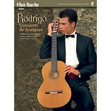 Music Minus One Rodrigo - Concierto De Aranjuez (Music Minus One Guitar) Music Minus One Series Softcover Audio Online