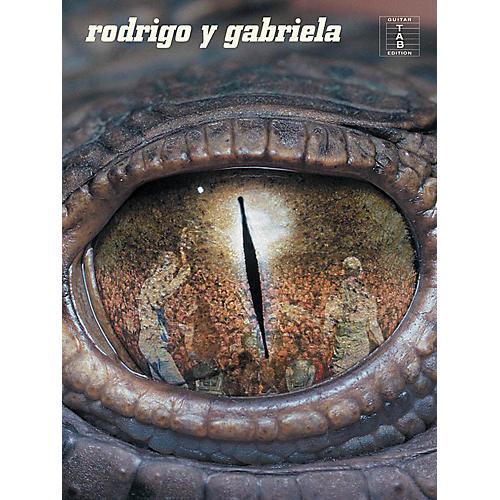Wise Publications Rodrigo Y Gabriela Guitar Series Softcover Performed by Rodrigo y Gabriela-thumbnail