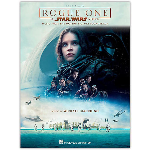 Hal Leonard Rogue One - A Star Wars Story Music from the Motion Picture Soundtrack for Easy Piano-thumbnail