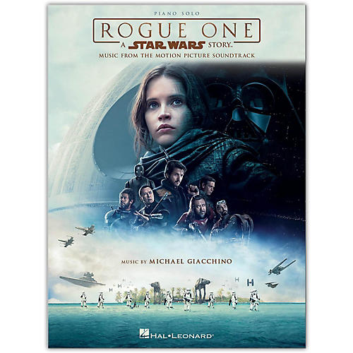 Hal Leonard Rogue One - A Star Wars Story Music from the Motion Picture Soundtrack for Piano Solo