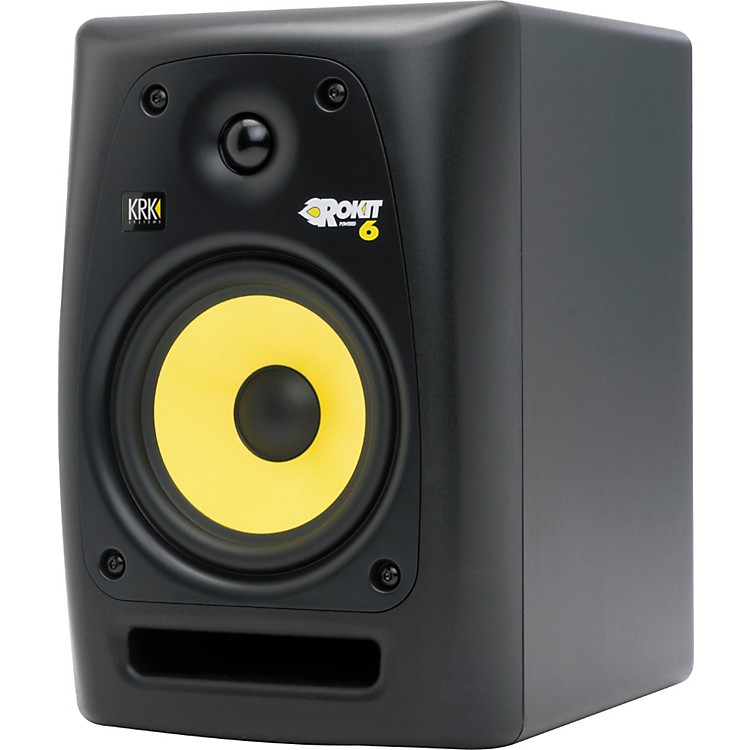 KRKRokit Powered 6 Generation 2 Studio Monitor (Each)