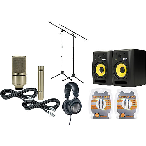 KRK Rokit Powered 8 G2 Package